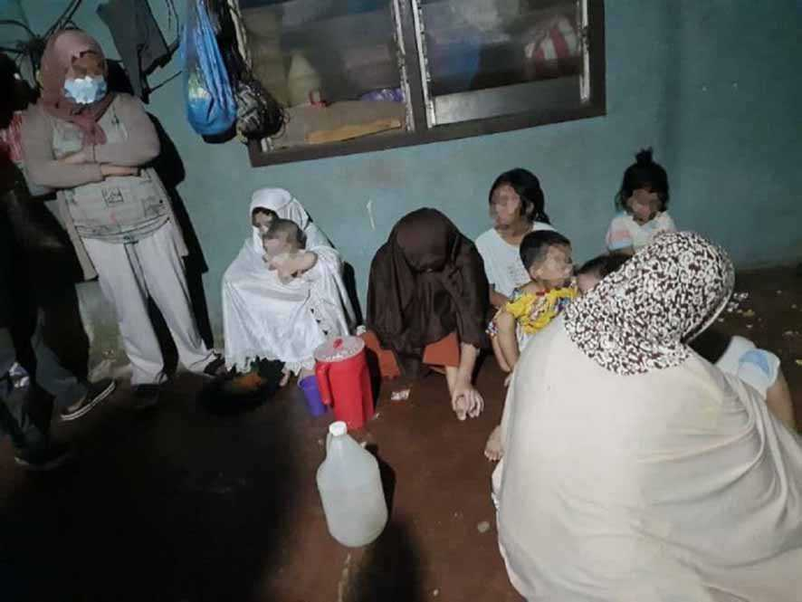 9 Perempuan Terkait Abu Sayyaf Ditangkap di Filipina