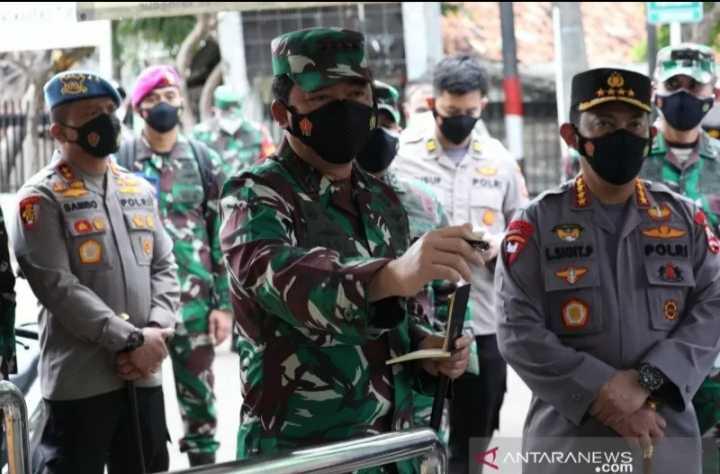Ada Apa Sampai Panglima TNI, Kapolri, Menkes, dan Kepala BNPB Datang Langsung Temui Sultan HB X di Yogya?