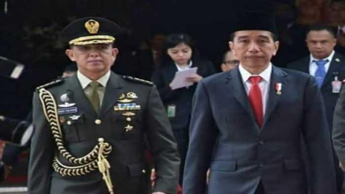 Ajudan Presiden Jokowi Ini, Ternyata Kolonel Kostrad Lulusan Terbaik Akmil