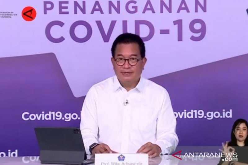 Akibat Aktivitas Padat Kunjungan ke Daerah yang Alami Lonjakan Virus Korona, Wiku Adisasmito Positif Covid-19