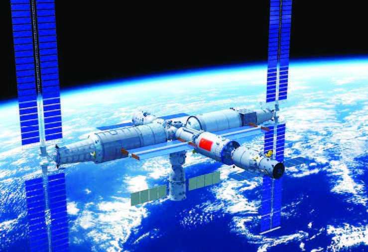 Amerika Serikat Waspadai Ancaman Satelit Pemulung Tiongkok Shijian-17