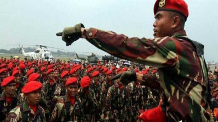 Anggota Ormas Pukul Perwira Kopassus, Peringatan Gali Liang Kubur Sendiri dari Jenderal Senior Terngiang Lagi