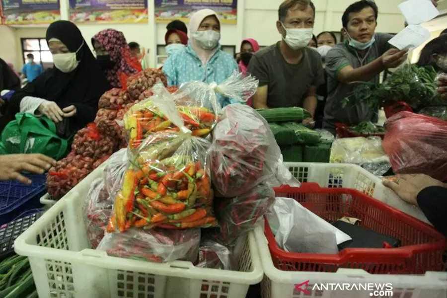 Anies: DKI Akan Antisipasi Inflasi Jelang Ramadan