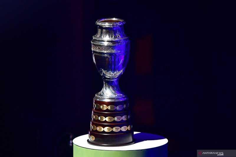 Argentina Dicopot, Brasil Tuan Rumah Baru Copa America 2021