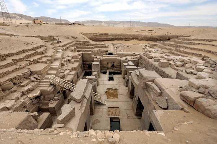 Arkeolog Temukan Kota Firaun Mesir Kuno di Dekat Luxor