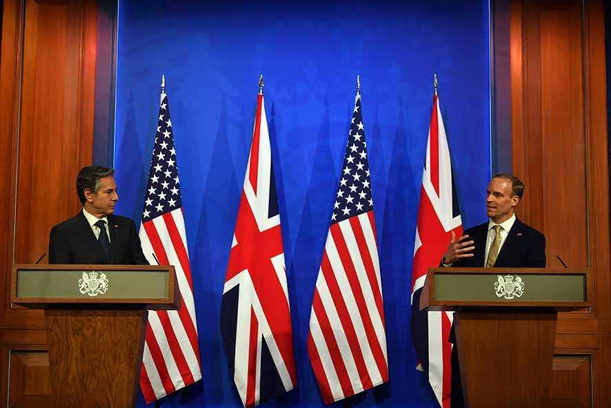 AS Minta Korut Tempuh Diplomasi