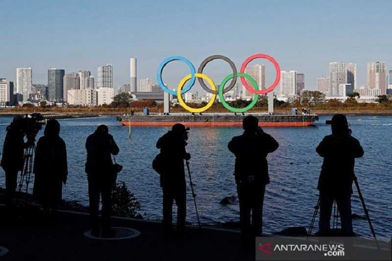 Aturan Pembatasan Penonton Olimpiade Tokyo Diputuskan April
