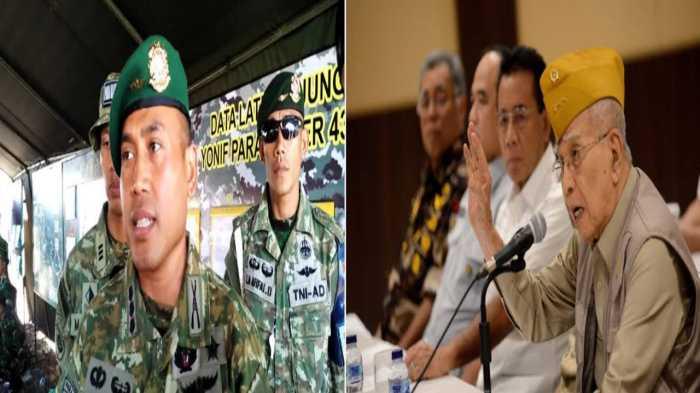 Ayahnya Jenderal Bintang Tiga, Sang Anak Kini Kolonel Kostrad