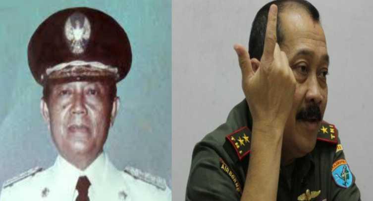 Ayahnya Pernah Berperan Menangkap Jenderal Pentolan G30S PKI, Sang Anak Jenderal Bintang Dua