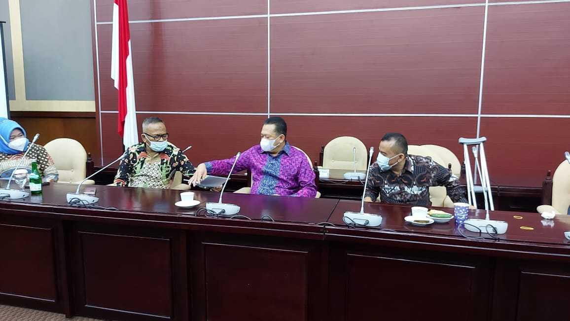 Bambang Soesatyo Buka UKW Angkatan ke-50 PWI Jaya