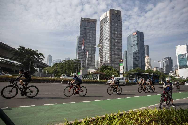 Bangun Veldrome bagi Sepeda Road Bike