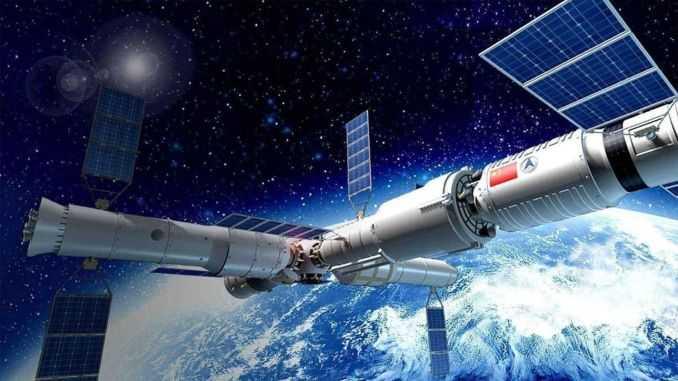 Belum Puas, Sekarang Tiongkok Kembangkan Rencana Pesawat Luar Angkasa