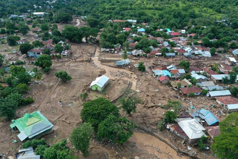 Bencana Alam di NTT
