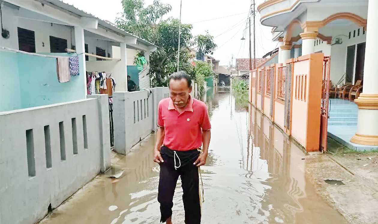 BPBD Lebak Minta Warga Waspadai Longsor dan Banjir