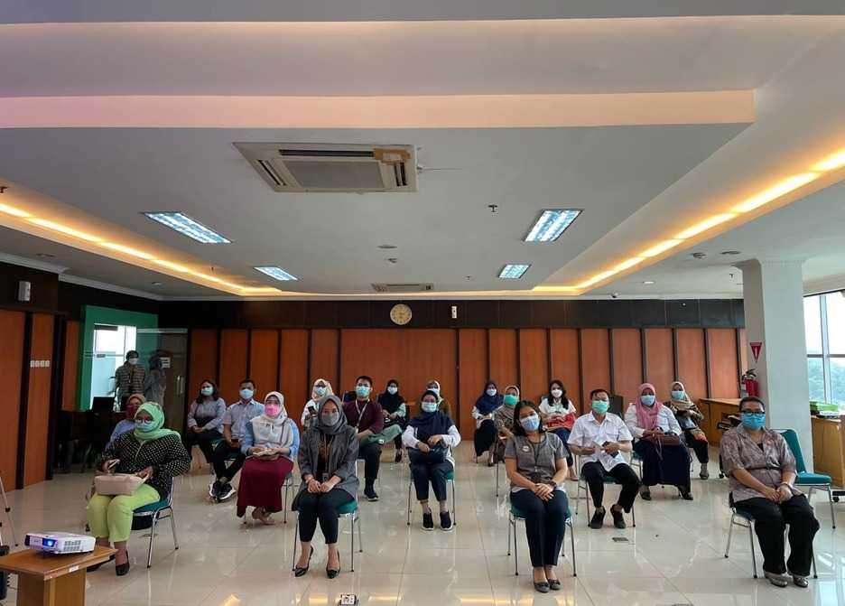 BPJS Kesehatan Bersama FKRTL Wilayah Jakarta Selatan Perkuat Fungsi Petugas PIPP