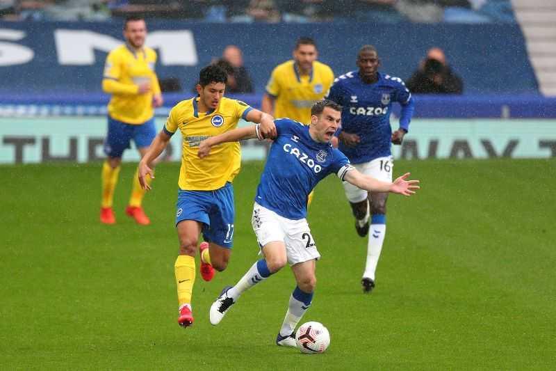 Brighton Jega Ambisi Everton ke Empat Besar