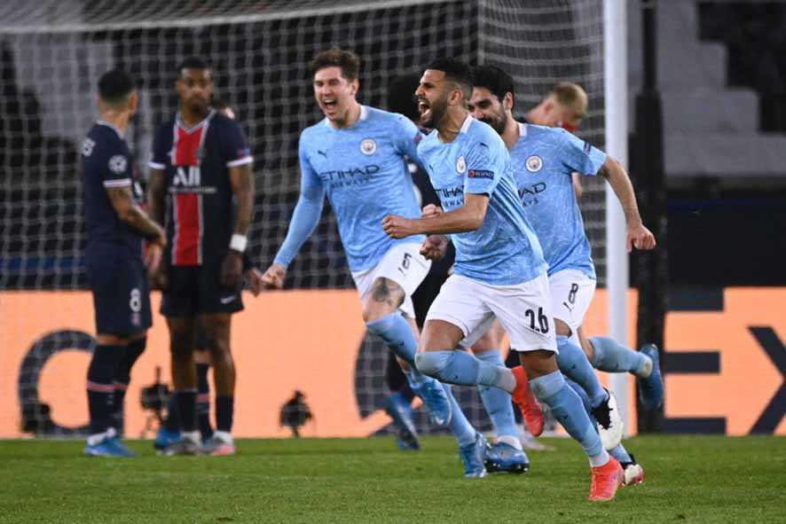 City Berpeluang ke Final
