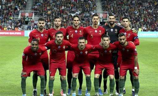 Cristiano Ronaldo Pimpin Skuad Portugal di Euro 2020