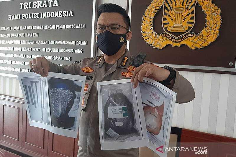 Densus Antiteror Dalami Jaringan Teroris di Aceh