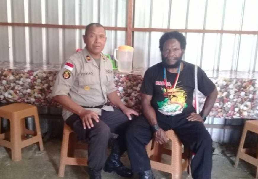 Diancam Tembak Mati Oleh Teroris OPM, Kepala Suku Kimak: Jangan Takut, Pasukan TNI dan Polri Jaga Papua