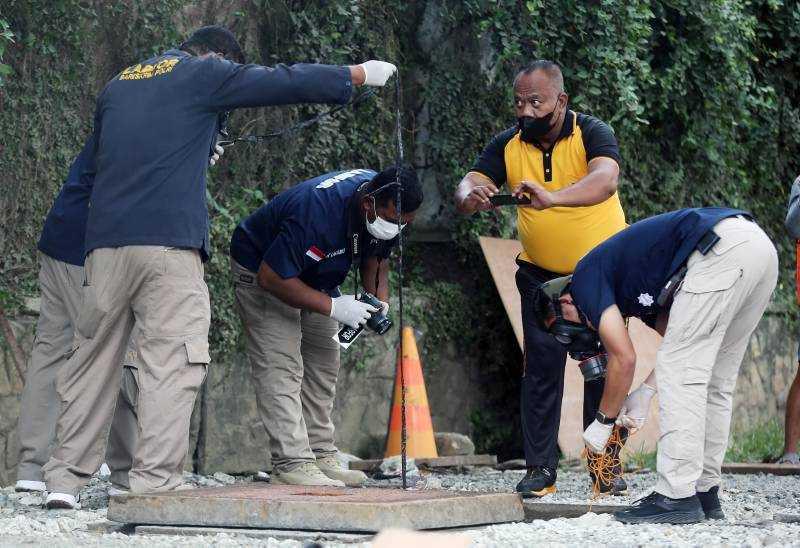 Diduga Hirup Gas, Pekerja Tewas di Gorong-gorong