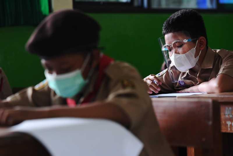 Disdik Putuskan Tidak Lanjutkan Belajar Tatap Muka di Sekolah