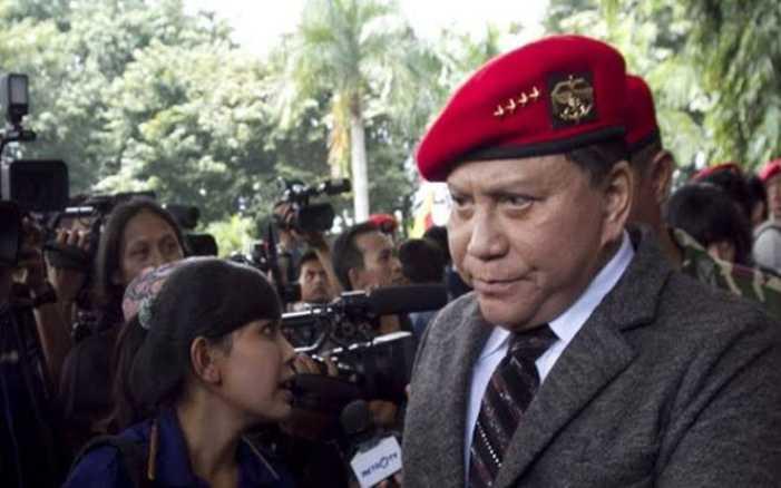 Disebut Lobi Jokowi Agar Menantunya Jadi Panglima TNI, Jenderal Purnawirawan Kopassus Ini Angkat Bicara
