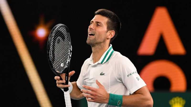 Djokovic Melaju ke Final Grand Slam ke-28