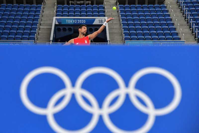 Djokovic Mengejar Golden Slam