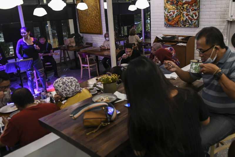 DKI Masih Izinkan Live Musik di Kafe