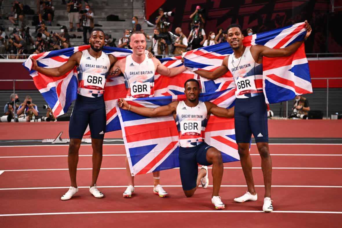 Doping, Inggris Raya Bakal Kehilangan Satu Perak Olimpiade Tokyo
