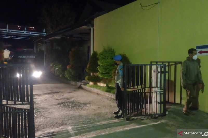 DPO yang Paling Dicari Ini Tewas dan Jenazah Teroris Poso Tiba di RS Bhayangkara Palu