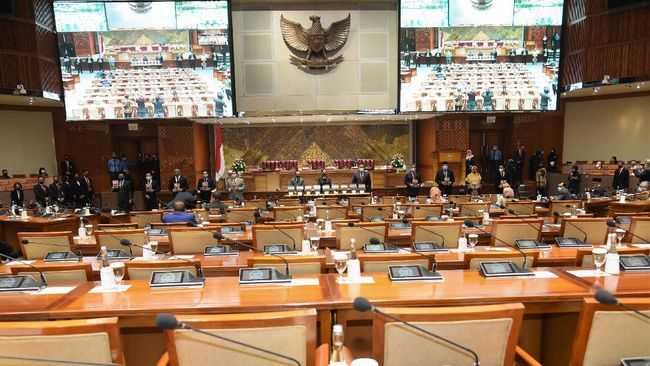 DPR Setujui Pembentukan Kementerian Investasi