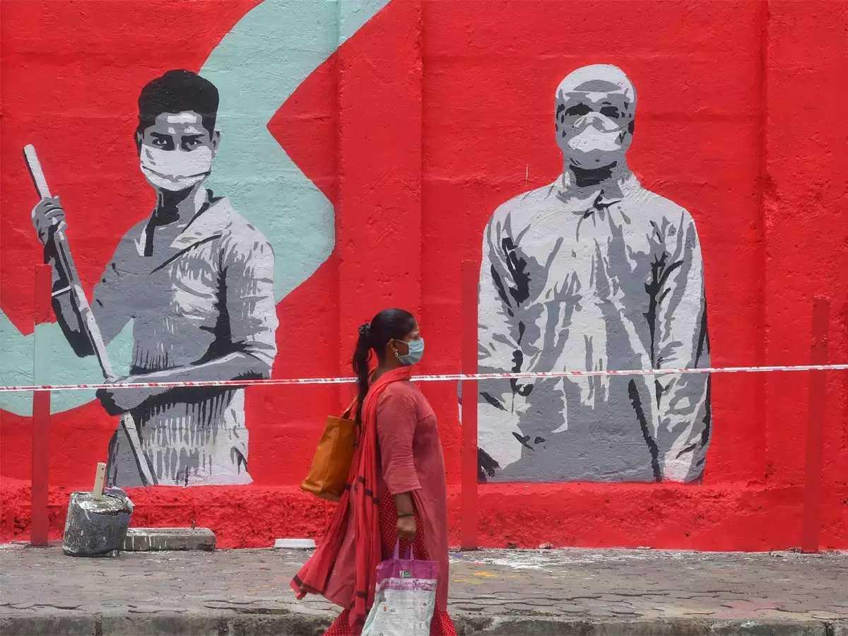 Dua Pertiga Warga India Miliki Antibodi Covid