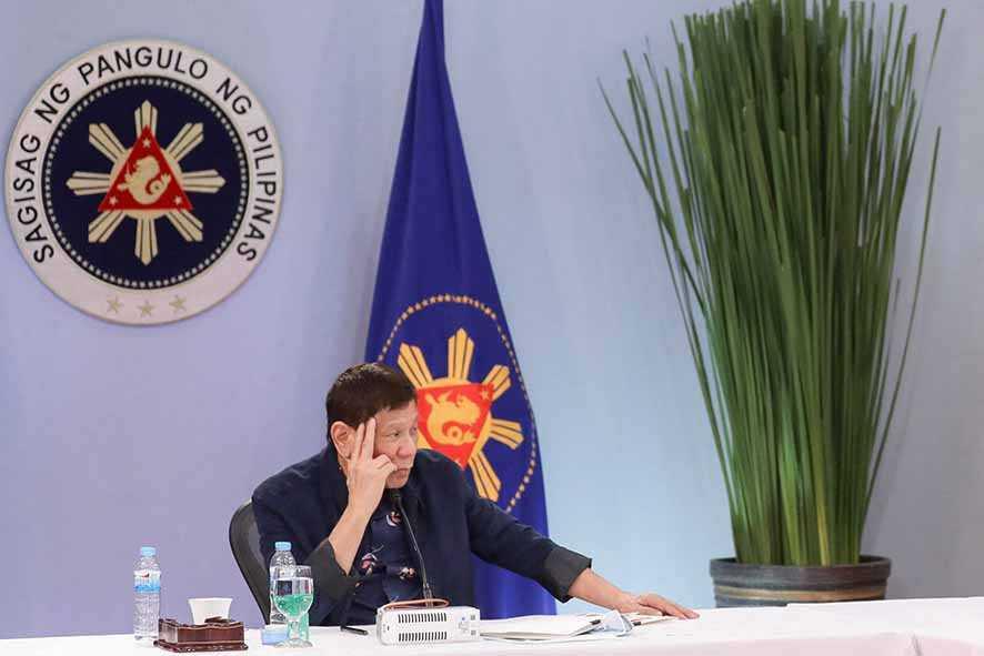 Duterte Dituding Hambat  Penyelidikan Senat