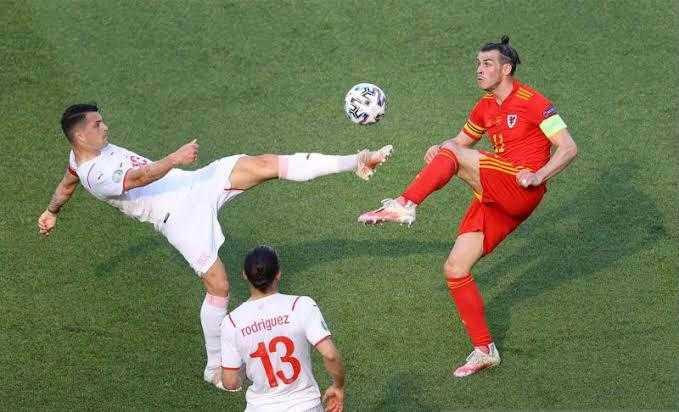Euro 2020, Swiss dan Wales Berbagi Angka 1-1