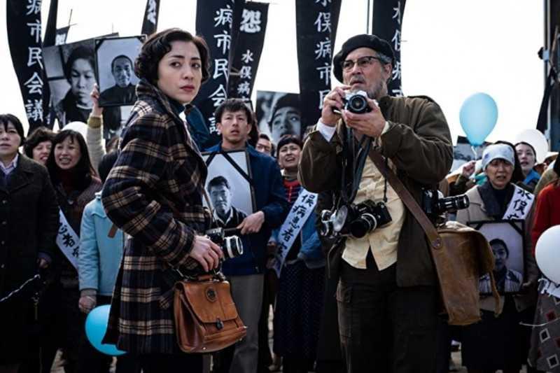 Film Johnny Depp Minamata di Platform Digital