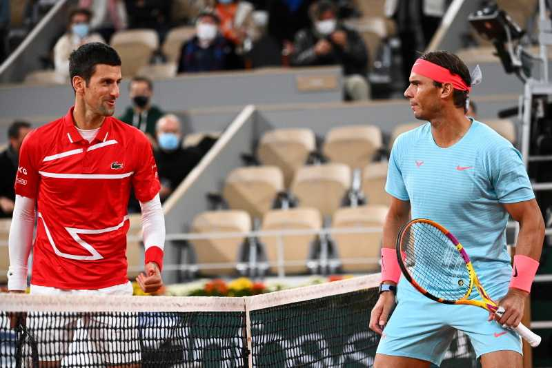 """""""Final Kepagian Djokovic-Nadal"""