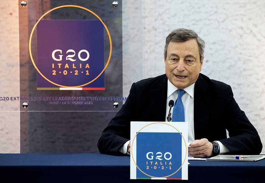 G20 Janji Bantu Afghanistan