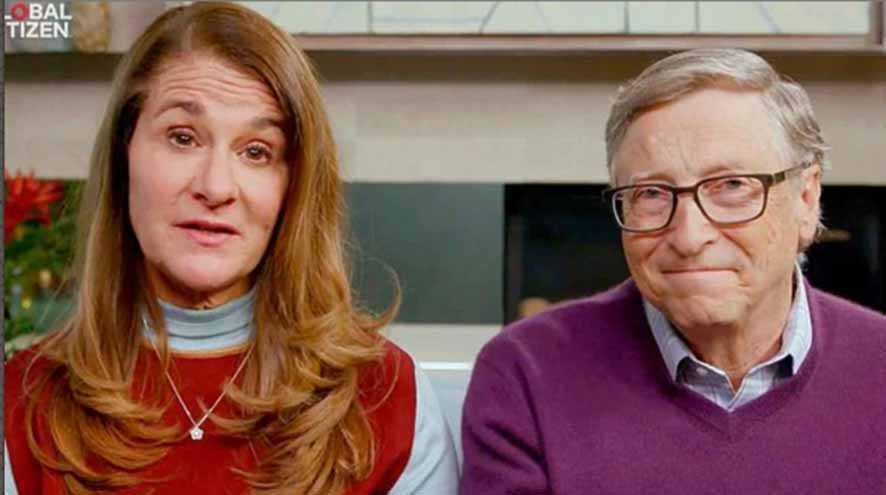 Gates dan Melinda Ingin Kurangi Kemiskinan Ekstrem Dunia