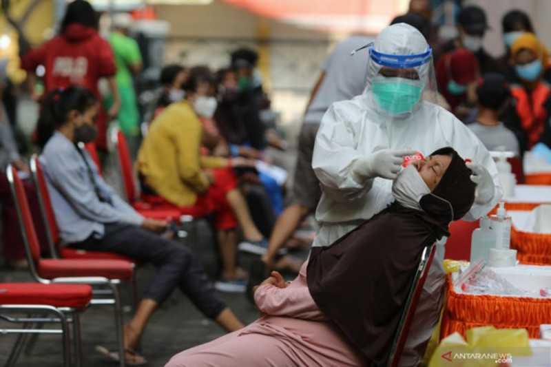 Gawat Jangan Sampai Ini Varian Baru, Pasien Covid-19 di Surabaya Memiliki CT Ekstrim