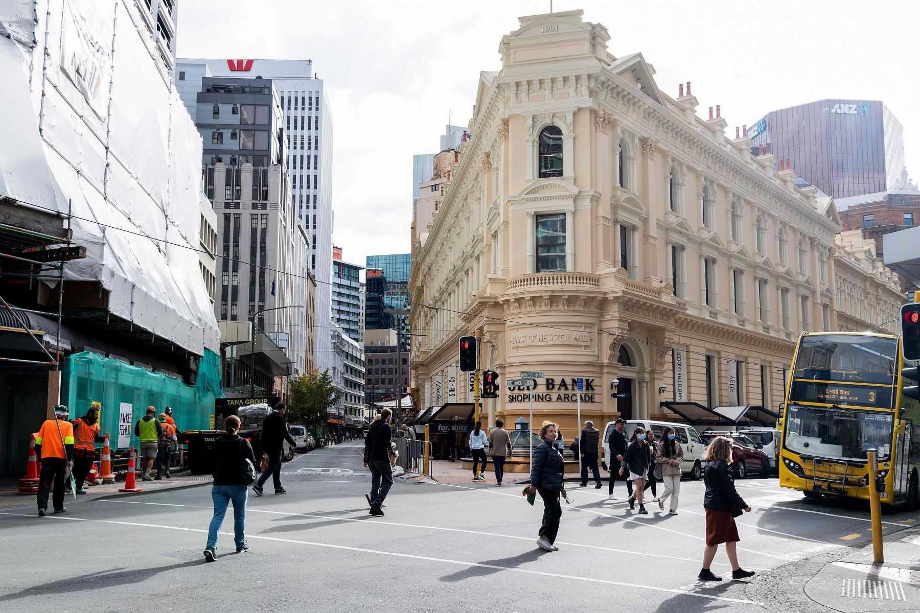 Gawat Selandia Baru Mengalami Lonjakan Kasus Covid-19 dalam 6 Minggu