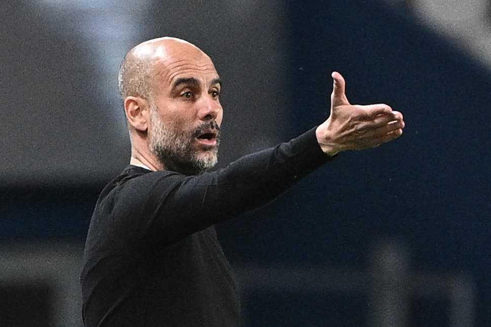 Guardiola : City ke Final Liga Champions Buah Kerja Keras 4-5 Tahun