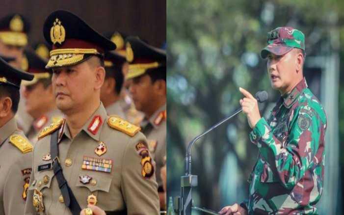 Hebat, Mantan Wapres Ini Sekarang Punya Dua Putra Berpangkat Jenderal Bintang Dua