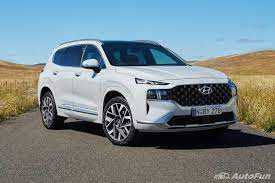 Hyundai Tingkatkan Kemampuan Santa Fe