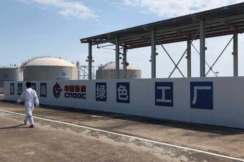 ICIS: Tiongkok Akan Salip Jepang sebagai Importir LNG Terbesar