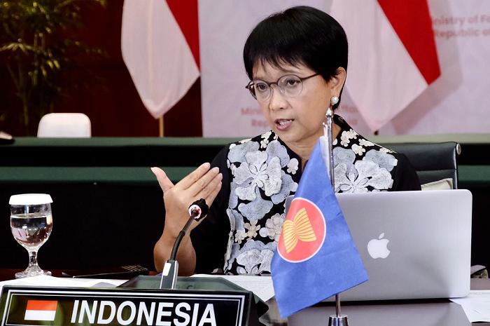 Indonesia Dorong Inggris Dukung Akses Vaksin yang Setara dan Adil