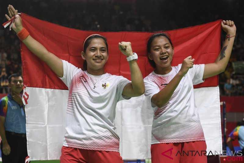 Indonesia Raih Dua Gelar di Dubai Para Badminton International 2021