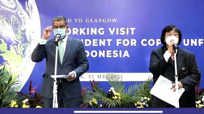 Indonesia Targetkan 140 Juta Ton Karbon di 2030