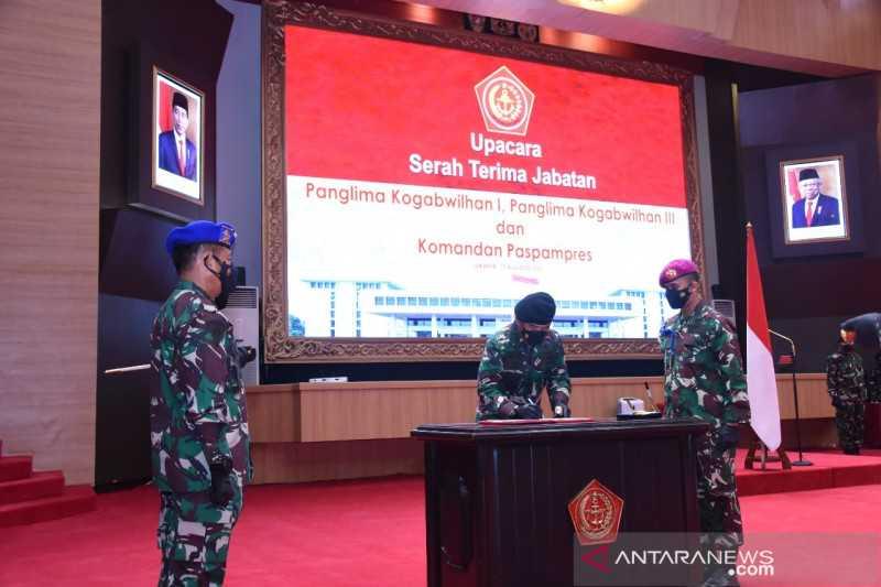 Ini 21 Perwira Tinggi TNI yang Dimutasi Panglima TNI